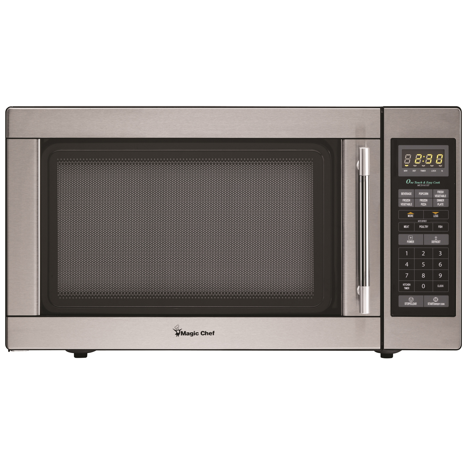 16 Cu Ft Countertop Microwave Oven Microwaves Kitchen